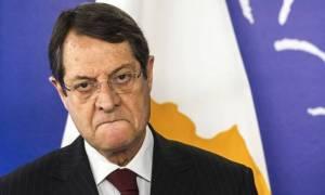 Κυπριακό: Διαψεύδει ο Αναστασιάδης ότι υπάρχει διαφωνία ανάμεσα σε Αθήνα και Λευκωσία
