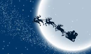 LIVE Χριστούγεννα 2016: Δείτε πού βρίσκεται τώρα ο Άγιος Βασίλης