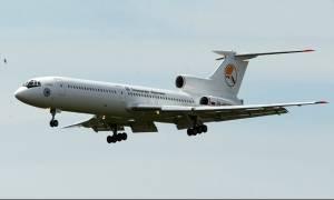 Крушение самолета Ту-154 Минобороны РФ. Хроника событий