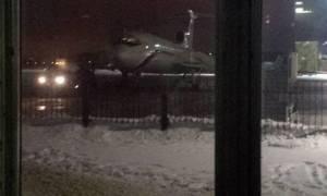 Συντριβή ρωσικού αεροσκάφους: Βίντεο ντοκουμέντο από την τελευταία απογείωση του Τουπόλεφ