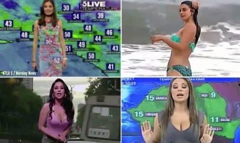 Πόσο… γυμνό αντέχεις στην τηλεόραση; Τα πιο σέξι «ατυχήματα» παρουσιαστριών του 2016