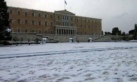 Κλείδωσε: Ετσι θα χτυπήσει ο χιονιάς την Αθήνα από 29 μέχρι 31 Δεκεμβρίου (photos)