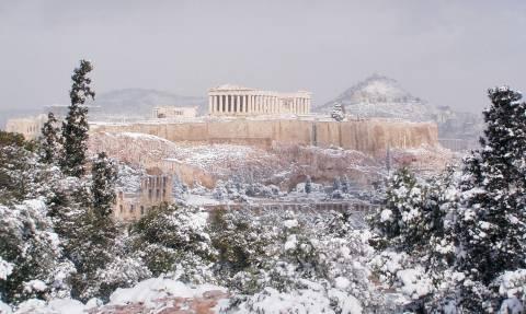 Κακοκαιρία: Βαρομετρικό χαμηλό πλησιάζει την Ελλάδα - Θα το στρώσει και στο Σύνταγμα