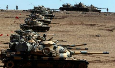 Σκηνικό πολέμου στα σύνορα Τουρκίας – Συρίας: Σφίγγει ο κλοιός γύρω από τους τζιχαντιστές