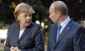 Τα συλλυπητήρια της Μέρκελ στον Πούτιν για την αεροπορική τραγωδία στο Σότσι
