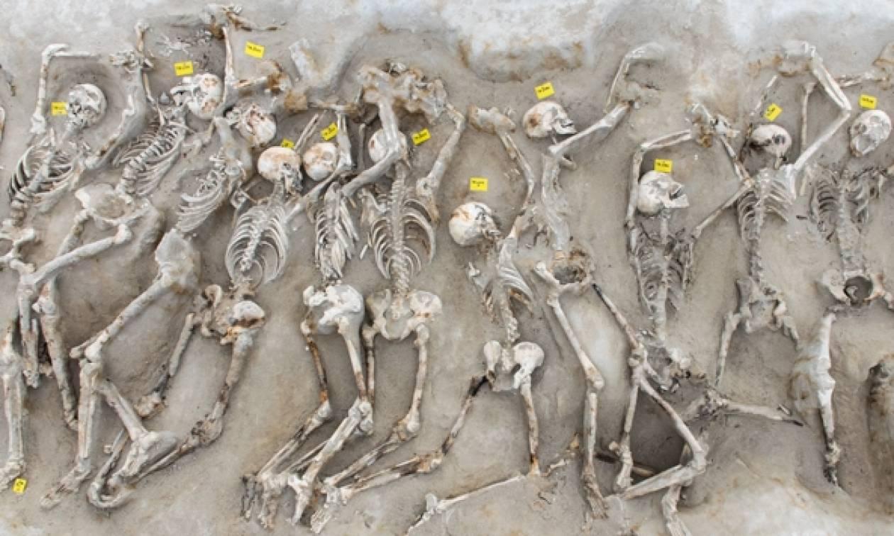 Οι δύο ελληνικές αρχαιολογικές ανακαλύψεις του 2016 που συγκλόνισαν τον κόσμο (Vids)
