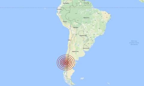 Χιλή: Υλικές ζημιές προκάλεσε ο ισχυρός σεισμός των 7,6 Ρίχτερ