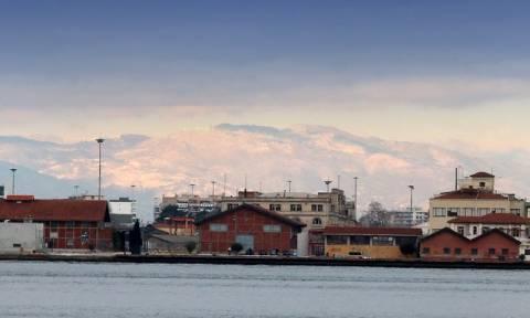 Κρύος ο καιρός της Δευτέρας - Πού και πότε θα χιονίσει (pics)