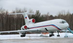 Минтранс назвал основные версии катастрофы Ту-154