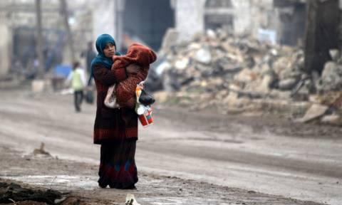Δεκάδες άμαχοι νεκροί από επίθεση του ISIS στη Συρία (video)