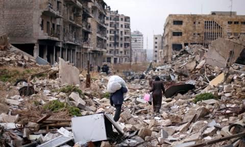 Φρίκη στο Χαλέπι: Βρέθηκαν ομαδικοί τάφοι με θύματα βασανιστηρίων