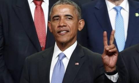 Ομπάμα: Αν είχα δικαίωμα να είμαι υποψήφιος για τρίτη φορά, θα κέρδιζα ξανά