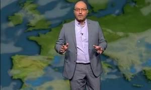 Κακοκαιρία: Πού και πότε θα χτυπήσει ο χιονιάς σύμφωνα με τον μετεωρολόγο Σάκη Αρναούτογλου (vid)