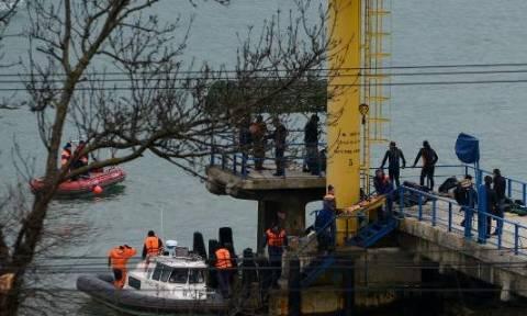Αεροπορική τραγωδία στο Σότσι: Βρέθηκε κομμάτι της ουράς του μοιραίου Τουπόλεφ