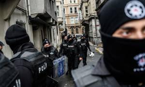 Τουρκία: Οι αρχές προσήγαγαν 1.682 υπόπτους για διασυνδέσεις με τρομοκρατικές οργανώσεις