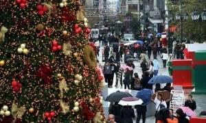 Εορταστικό ωράριο: Αυτό είναι από σήμερα (27/12) το ωράριο λειτουργίας των εμπορικών καταστημάτων
