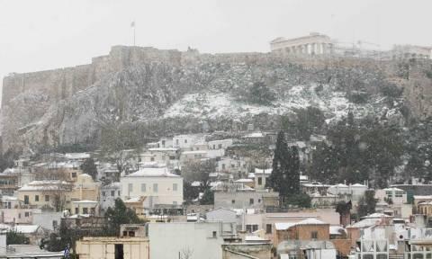 Κακοκαιρία: Έρχεται σφοδρή χιονοθύελλα - Αυτή είναι η επίσημη πρόγνωση της ΕΜΥ μέχρι την Πρωτοχρονιά