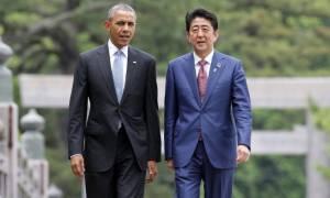 ΗΠΑ: Στη Χαβάη ο πρωθυπουργός της Ιαπωνίας για μια ιστορική επίσκεψη στο Περλ Χάρμπορ