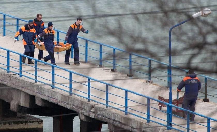 Αεροπορική τραγωδία στο Σότσι: Βρέθηκε το «μαύρο κουτί» του μοιραίου Τουπόλεφ