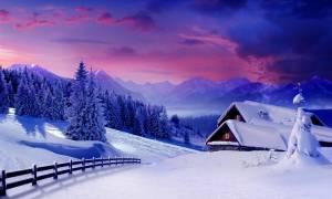 Καιρός: Ιστορικός χιονιάς θα σαρώσει σε λίγες ώρες τη χώρα – Θα το «στρώσει» στην Αθήνα