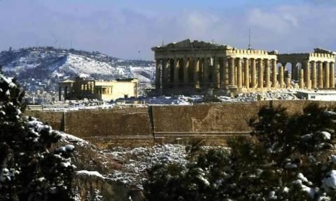Καιρός: Θα «θαφτεί» η Αθήνα από το χιόνι - Δείτε πού και πόσο θα χιονίσει (ΧΑΡΤΗΣ)