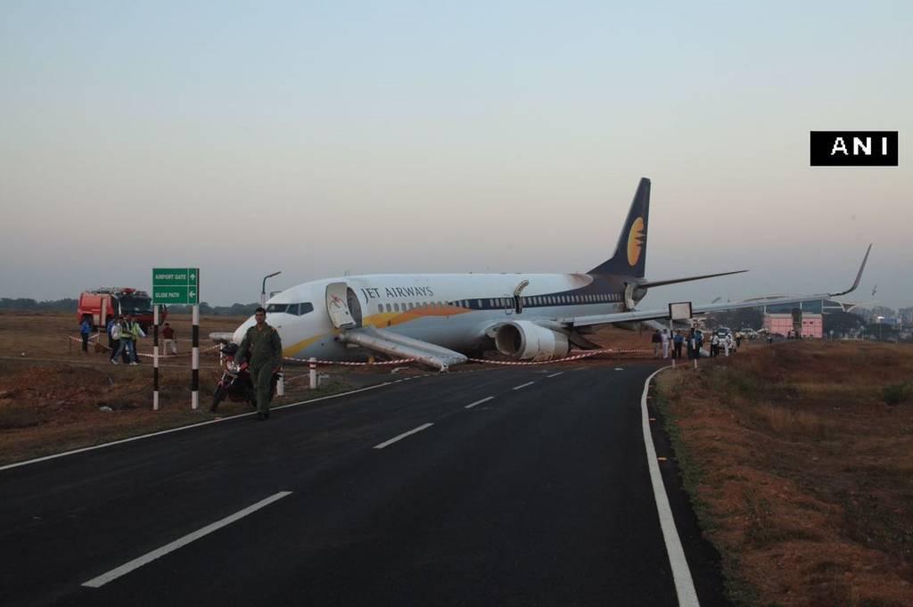 Παρ'ολίγον νέα αεροπορική τραγωδία με αεροπλάνο που μετέφερε 154 επιβάτες (Pics+Vid)