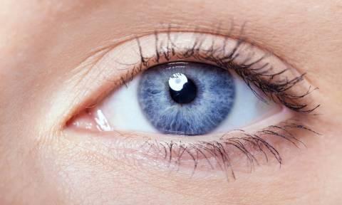Λύση με τη βοήθεια της φύσης για τα κουρασμένα και ερεθισμένα μάτια