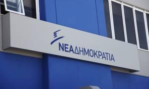 ΝΔ: Από σήμερα η έννοια εξευτελισμός έχει ονοματεπώνυμο: Ευκλείδης Τσακαλώτος - Αλέξης Τσίπρας
