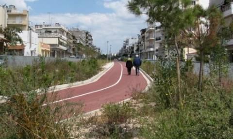 Δήμος Αγίων Αναργύρων - Καματερού: Προχωρά η ανάπλαση της Γ. Παπανδρέου