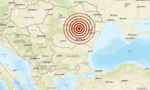 Ισχυρός σεισμός 5,5 Ρίχτερ στη Ρουμανία - Αισθητός στα… μισά Βαλκάνια