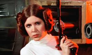 Stars and fans pay tribute to Star Wars actress Carrie Fisher