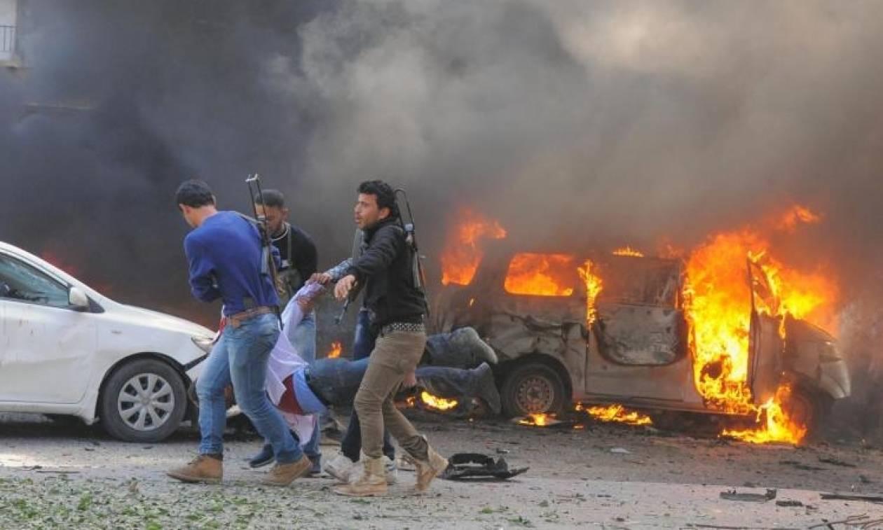 Μακελειό στη Συρία: Τουλάχιστον δέκα νεκρά παιδιά σε αεροπορικές επιδρομές στην Ντέιρ Εζόρ
