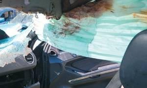 Νέα φωτογραφία ντοκουμέντο απο το εσωτερικό του τζιπ: Να γιατί δεν οδηγούσε ο Παντελίδης