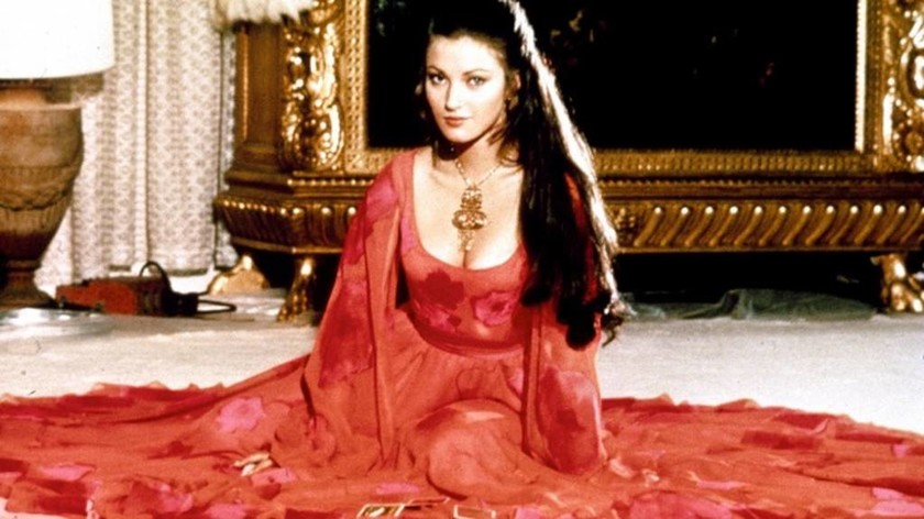 1973 — Jane Seymour - Solitaire