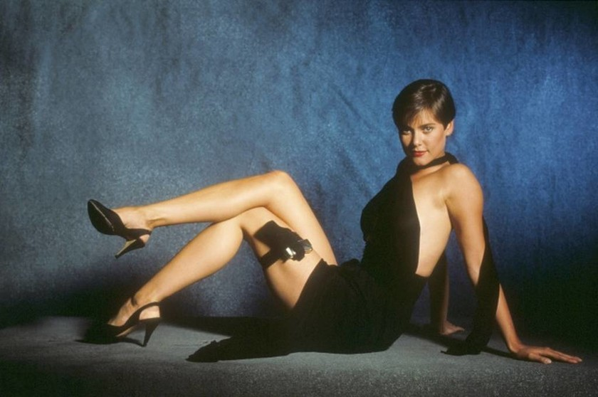 1989 — Carey Lowell - Pam Bouvier