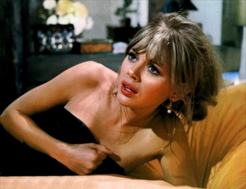 1974 — Britt Ekland - Mary Goodnight