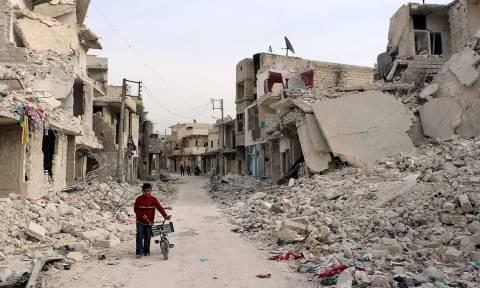 Российские саперы разминировали почти 1 тыс. га в Восточном Алеппо