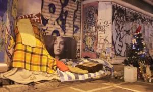 Сегодня в Афинах начинают работу два приюта для бездомных
