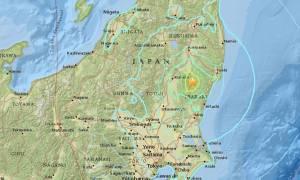 Ισχυρός σεισμός 6,2 Ρίχτερ στην Ιαπωνία