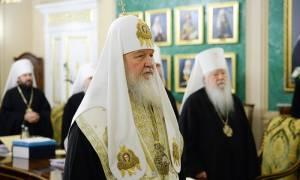 Πατριάρχης Μόσχας για αεροπορικό δυστύχημα στο Σότσι: Σκοτώθηκαν τα σύμβολα του έθνους μας