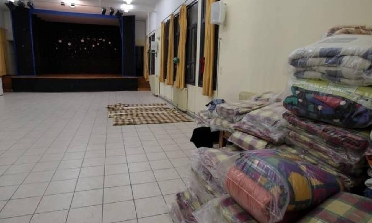 Δήμος Πειραιά: Θερμαινόμενοι χώροι για τις ευπαθείς ομάδες ενόψει χιονιά