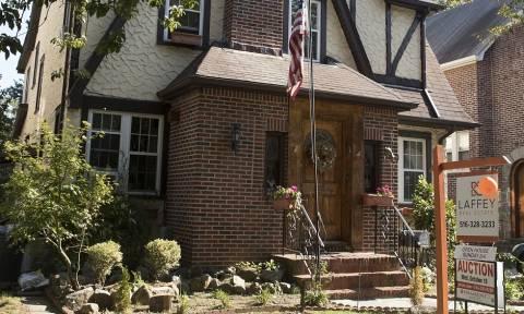 Αυτό είναι το πατρικό σπίτι του Τραμπ που βγαίνει στο «σφυρί» (pics)