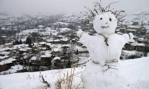Καιρός: Οδηγίες της Πολιτικής Προστασίας για χιονοπτώσεις και παγετό