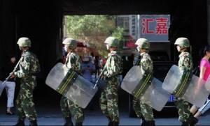 Κίνα: Πέντε νεκροί σε επίθεση στην επαρχία Σιντζιάνγκ