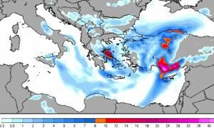 Καιρός LIVE: Πού χιονίζει τώρα – Πότε θα το στρώσει στην Αθήνα