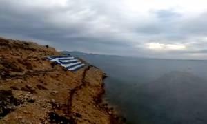 Χρόνια πολλά από τους Έλληνες στρατιώτες που φυλάνε τα ακριτικά νησιά (vid)