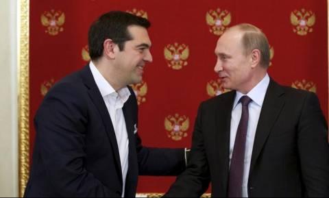 Ραγδαίες εξελίξεις: Τηλεφωνική επικοινωνία Τσίπρα - Πούτιν