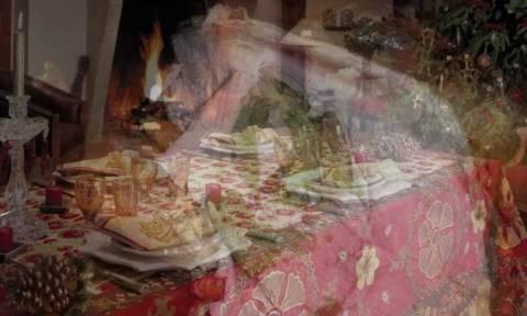 Αηδιαστική «έκπληξη» σε χριστουγεννιάτικο τραπέζι- Τι αντίκρισαν και έμειναν όλοι νηστικοί (photos)