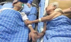 Ραγίζει καρδιές η τελευταία επιθυμία ενός άνδρα λίγο πριν φύγει από τη ζωή (pics)