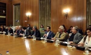 «Άρωμα» εκλογών – Τσίπρας και υπουργοί κάνουν …τουρ στην Ελλάδα